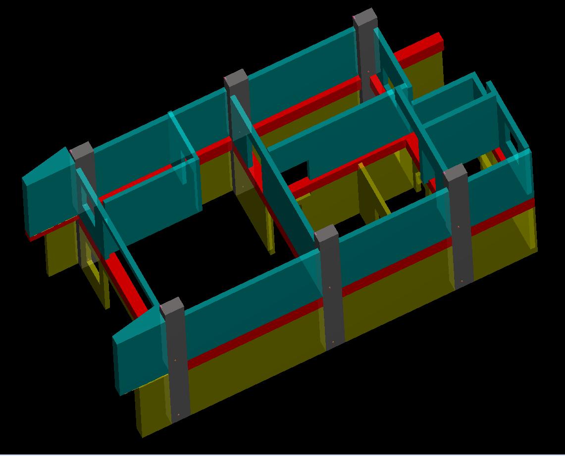 3D模型協助判斷立筋延伸